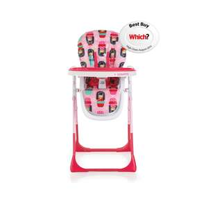 Cosatto Noodle Supa Highchair Kokeshi Smile - £69.99 - pramcentre
