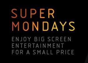 Super Mondays £3.99 @ Vue