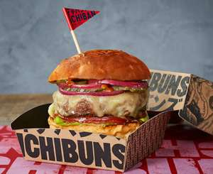 Free wagyu beef burgers at Ichibuns soho London Friday 8th September 5pm for 500 people