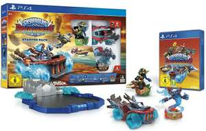 Skylanders SuperChargers Starter (PS4 - preowned) £6.99 @ Grainger Games