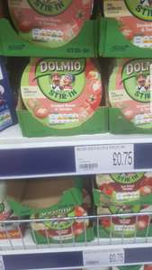 Dolmio Stir In Sauces For 75p at Home Bargains