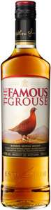 The Famous Grouse Scotch Whisky (ABV 40%) (70cl) was £17.00 now £12.00 @ Morrisons