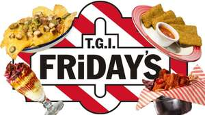 Endless Appetizers £9.99pp / Endless Choice Appetizers £12.99pp @ TGI Fridays National Offer Sun - Thurs from 7pm
