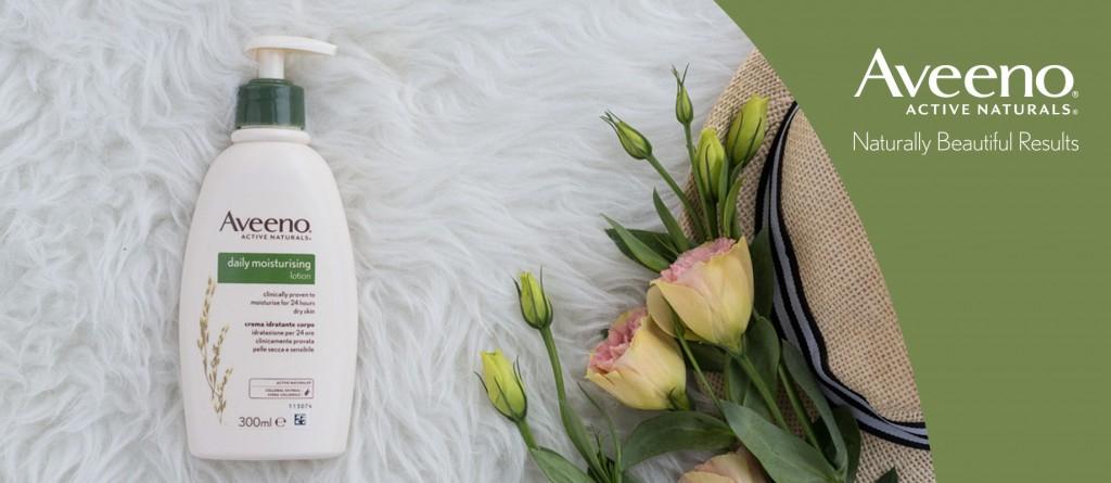Free Aveeno Daily Moisturising Body Yogurt-Vanilla & Oats cream sample