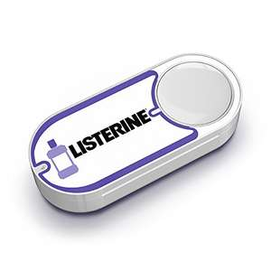 Dash order button for Listerine! £2.49 Lightning deal @ Amazon (Prime exclusive)