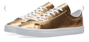 ADIDAS WOMEN'S COURTVANTAGE W ROSE GOLD £19 / £21.95 delivered @ EndClothing