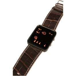 LED binary watch from Maplin £1.49 Click & collect