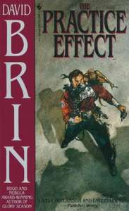 """The Practise Effect"" SciFi/Fantasy mash up from the eighties 99p @ Amazon"
