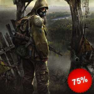 S.T.A.L.K.E.R. / STALKER Collection - Steam Keys - £5.25 at Gamersgate (75% off)