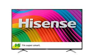 "HISENSE-H43N5700 43"" LED HDR 4K Ultra HD Smart TV with Freeview HD £399 @ Tesco direct"