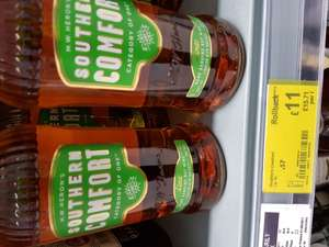 Southern Comfort with lime - 70cl - £11 @ Asda