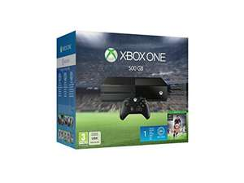 Xbox One 500GB + Fifa 16 £119.86 (Used / Very Good) @ Amazon Warehouse