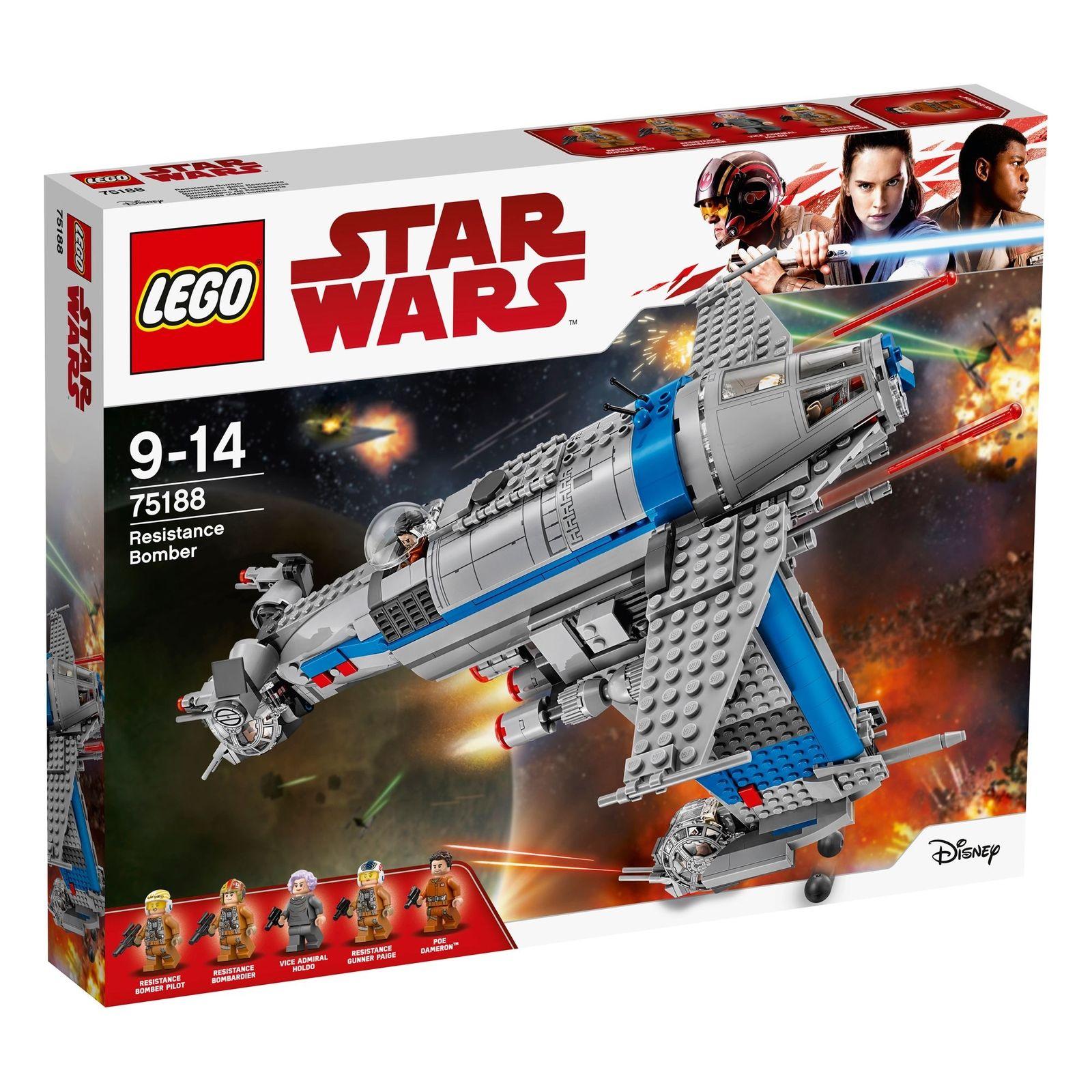 Lego Resistance Bomber - 75188 From Debenhams / Ebay £70.00 Delivered