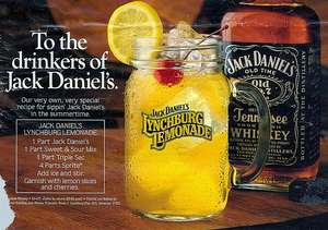 Freebie - Jack Daniel's Lynchburg Lemonade cocktail or pint of Pravha - from Pitcher and Piano