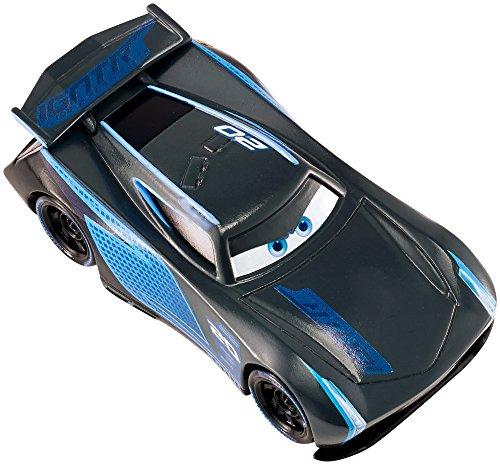 Disney Cars DXV34 Cars 3 Jackson Storm Vehicle (Diecast model) for £5.99 Prime / £9.98 Non Prime @ Amazon