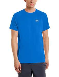 Under Armour Men's Speed Stride Short-Sleeve Shirt - Blue From £8.46 @ Amazon