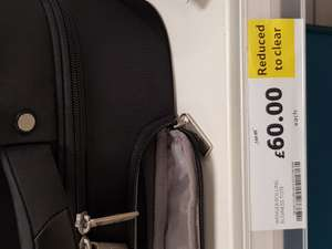 Wenger Rolling Business Tote Bag  reduced from £149 - £60 - Tesco Hanley