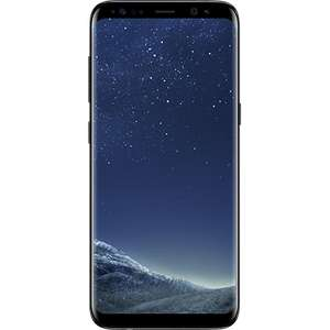 Samsung Galaxy S8 £27pm Upfront £100 (with Code) O2 with Unlimited Calls & Test with 3GB Data £748 @ Mobiles.co.uk