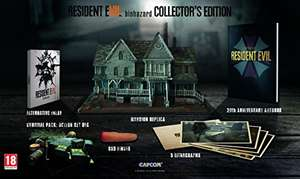 Resident Evil 7 Collectors Edition @ Amazon for £69.99