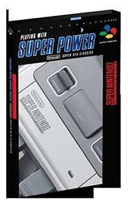 Pre-order Playing With Super Power: Nintendo Super NES Classics Hardcover £16.99 @ Amazon