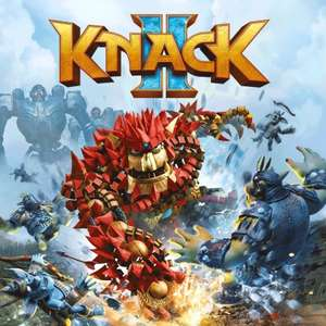 Knack 2 free on New Zealand/Australian PS Store
