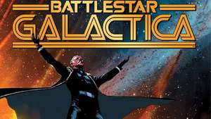 Battlestar Galactica Dynamite Comics Bundle - 77p, £6.17 and £11.57 Humblebundle.com