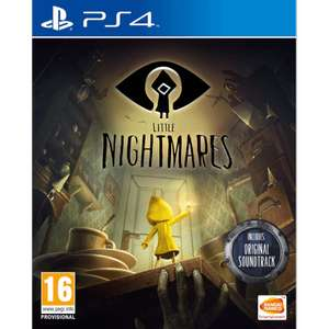 Little Nightmares,£9.99,PS4,playstation store till 11.59pm 6th september