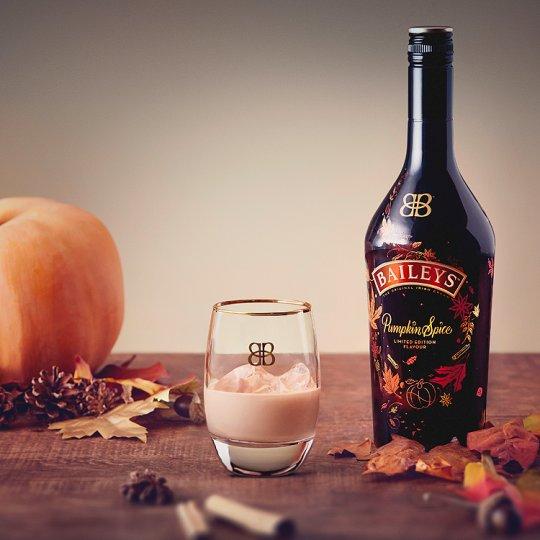 Bailey's Pumpkin Spiced Cream Liqueur 70Cl (was £14) Now £10 at Tesco