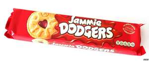 Jammie Dodgers 39p at Farmfoods
