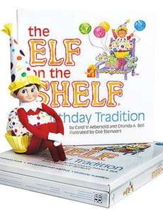 Elf on a Shelf Birthday Edition - £5.95 Delivered @ Tesco Direct (Fulfilled by The Entertainer)