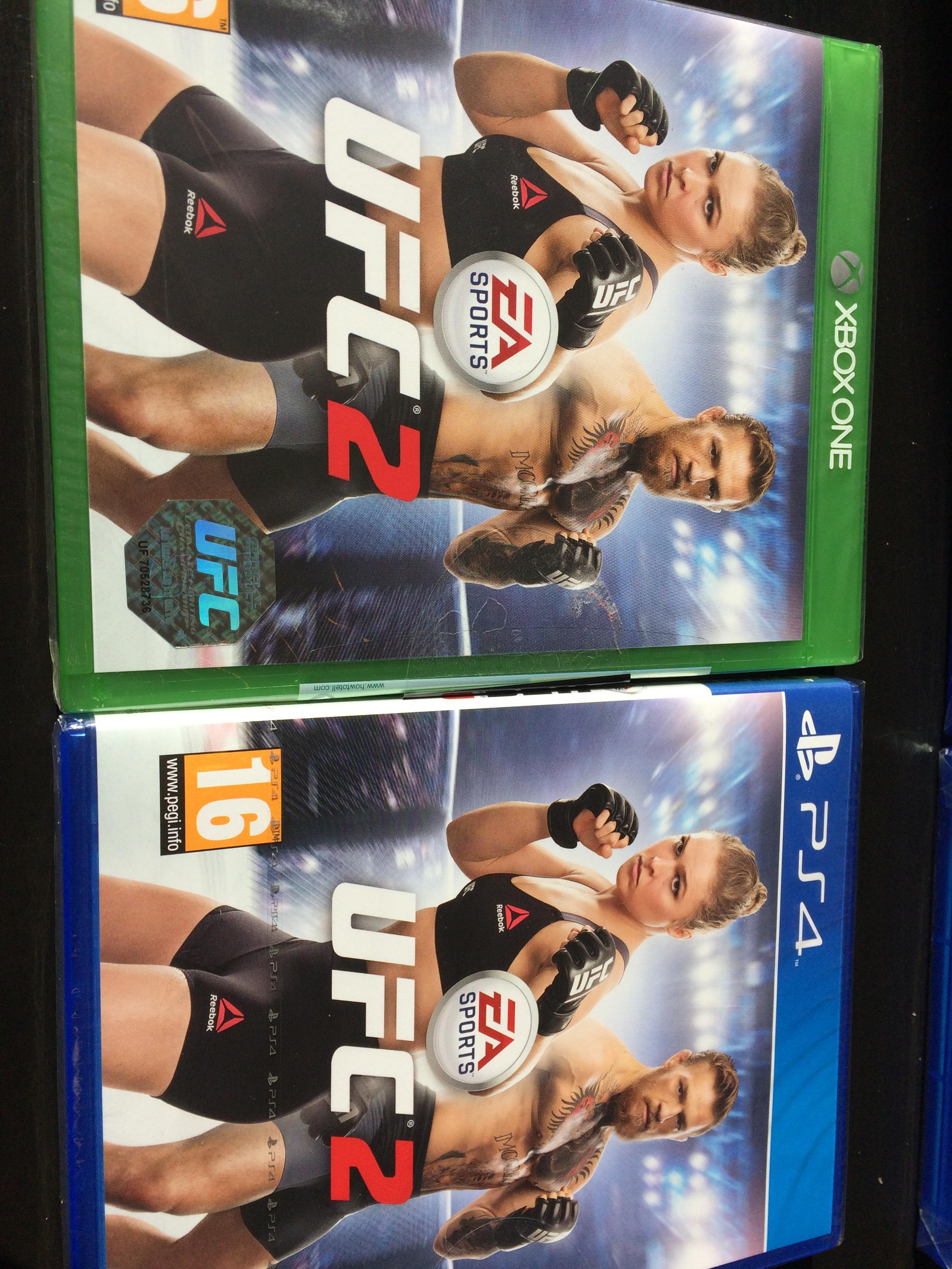 UFC 2 Xbox one and ps4 - £10 instore @ ASDA (Gateshead)
