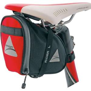 Axiom Rider DLX Saddle Bag £5.99 (SM) - £7.99 (LG) + £2 Delivery from Merlin Cycles
