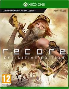 ReCore Definitive Edition - Only at GAME Online & Instore (Xbox One) £14.99 Delivered @ GAME