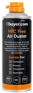 Compressed Air / Air Duster £5.43 Delivered @ eBuyer