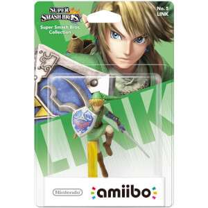 Link No.5 (Super Smash Bros.) Amiibo £10.99/£12.98 delivered @ Nintendo store