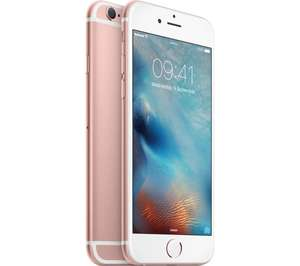 Apple iPhone 6S 16GB - Rose Gold Refurb - Good / Unlocked - 12 month Warranty now £229.99 delivered + Free NDD delivery @ Envirofone
