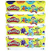 3 for 2 On Selected Play-Doh Sets at Tesco Direct ie 4 Pack Bundle - 16 Cans £11.95 each or 3 for £23.90 (48 cans - less than 50p each - party bag fillers?)