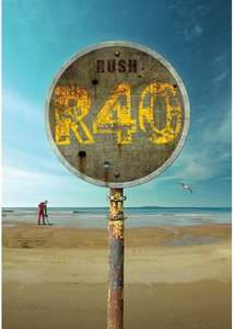 Rush - R40 (6 Disc Blu-Ray Box Set) - £35.79 @ BASE