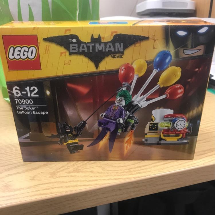 Lego Batman Joker Balloon Escape £1.20 Asda instore (Southampton)
