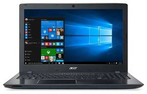 Acer Aspire E 15.6 Inch Ci5 8GB 2TB Laptop £449.99 - Black in Argos
