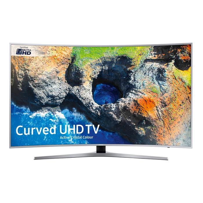 """Samsung UE49MU6500 49"""" 4K Ultra Curved UHD Smart LED TV £589 w/code @ co-op electrical"""