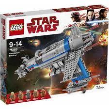 Lego Star Wars Resistance Bomber 75188 @ Debenhams - £70