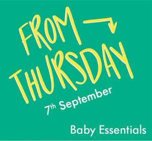 "Lidl's Baby Essentials (""Lidl Moments"" Booklet Through The Door Or In Store Includes £5 off £30 Spend Voucher!), Starts 7th September , From 59p"