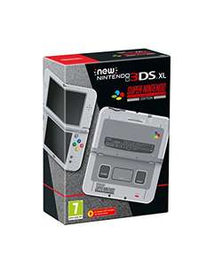New Nintendo 3DS XL SNES Edition Preorder £179.99 @ Amazon