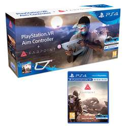 Playstation Farpoint Aim Controller & Game £74.99 BACK IN STOCK @ Game