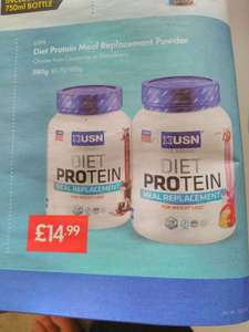 Lidl Diet protein £14.99 for 880g