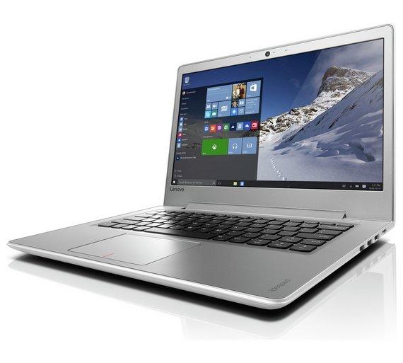 Lenovo 510S 14 Inch Ci5 8GB 128GB Laptop - White £499 @ Argos