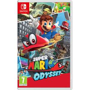 Super Mario Odyssey for Nintendo Switch £36.99 with code @ ToysRus (It will Help who can't get NUS Extra amazon deal)
