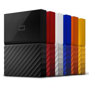 My Passport 2TB Blue Recertified £51.99 (+ Others in OP!) **UPDATE - Some prices now dropped 13/09** @ Western Digital
