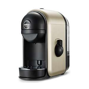 Lavazza A Modo Mio Minu Glam Coffee Maker, Gold / Red / White was £74.99 now £37.49 @ Ocado